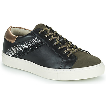 Sko Dame Lave sneakers Betty London PITINETTE Sort