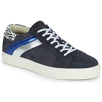 Sko Dame Lave sneakers Betty London PITINETTE Marineblå