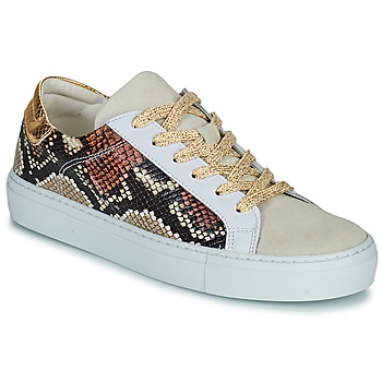Sko Dame Lave sneakers Betty London PAVLINA Beige