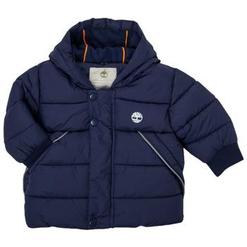 textil Dreng Dynejakker Timberland ASSAGAC Marineblå