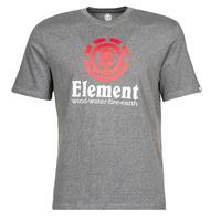 textil Herre T-shirts m. korte ærmer Element VERTICAL SS Grå