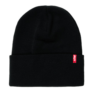 Accessories Huer Levi's SLOUCHY RED TAB BEANIE Regular / Sort