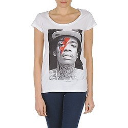 textil Dame T-shirts m. korte ærmer Eleven Paris KALIFA W Hvid