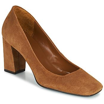 Sko Dame Højhælede sko Betty London PANERA Kamel