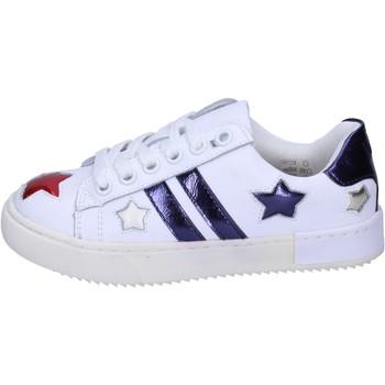Sko Pige Lave sneakers Holalà BH13 Hvid