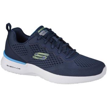 Sko Herre Lave sneakers Skechers Skech-Air Dynamight Blå