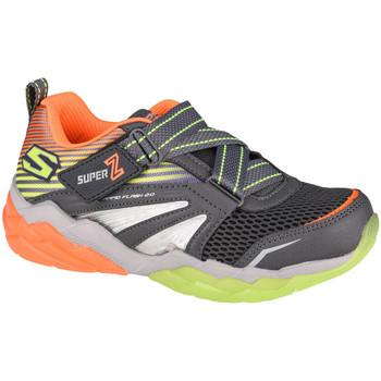 Sko Børn Lave sneakers Skechers Rapid Flash 2.0-Soluxe Grå