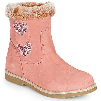 Sko Pige Chikke støvler Citrouille et Compagnie PARAVA Pink