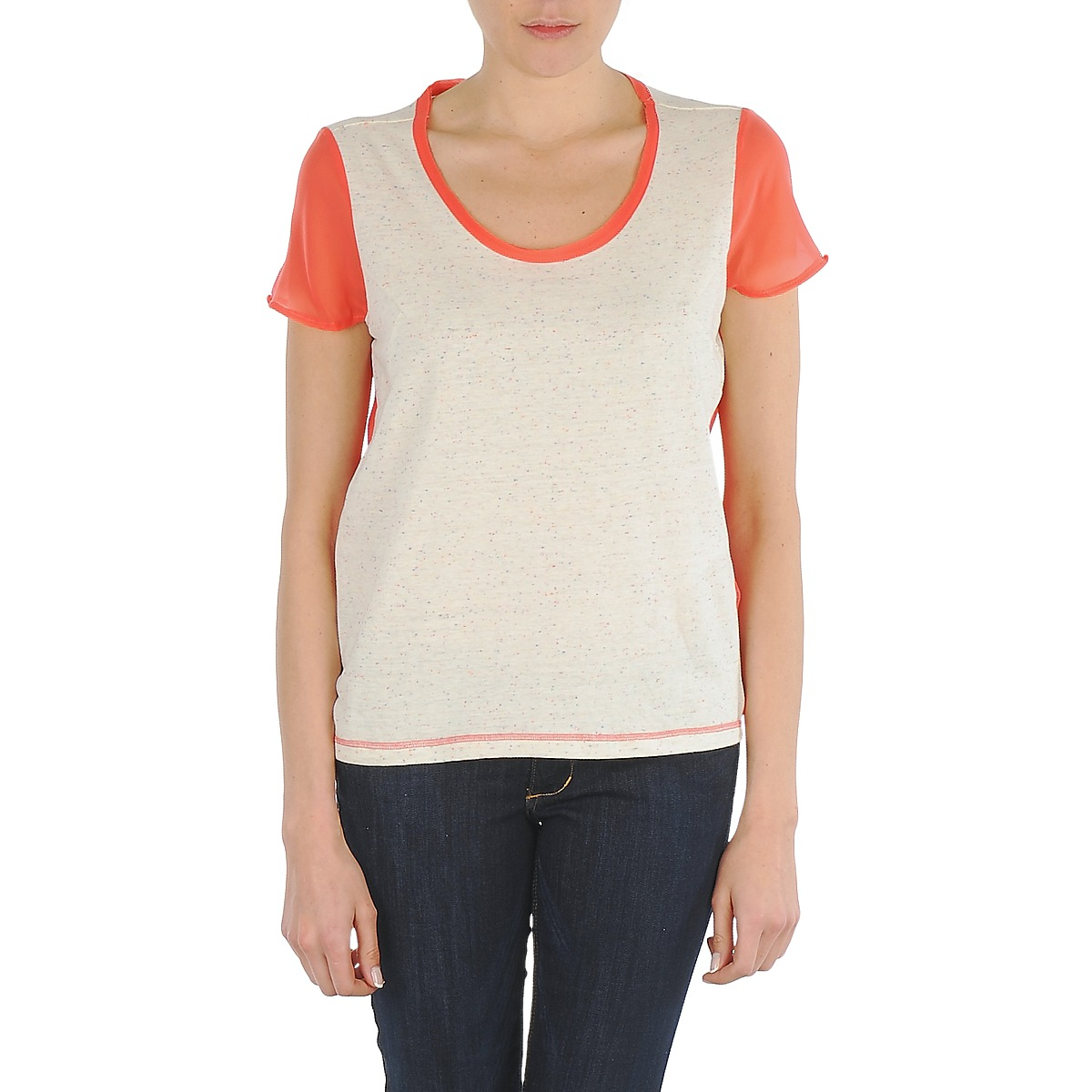 T-shirts m. korte ærmer Eleven Paris  EDMEE