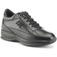 Sko Dame Lave sneakers Lumberjack SW01305 010 B01 Sort