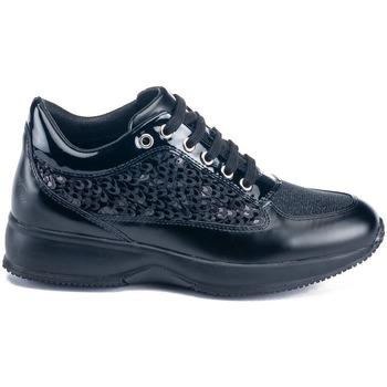 Sko Dame Lave sneakers Lumberjack SW01305 010 Y65 Sort