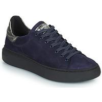 Sko Dame Lave sneakers JB Martin FATALE Blå