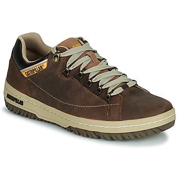 Sko Herre Lave sneakers Caterpillar APA Brun