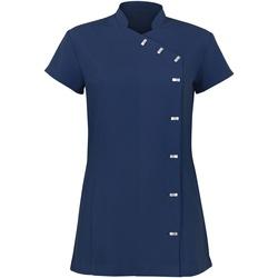 textil Dame Tunikaer Alexandra  Navy