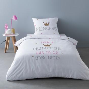 Indretning Sengelinned Mylittleplace SLEEPY PRINCESS Hvid