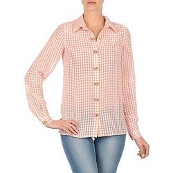 textil Dame Skjorter / Skjortebluser Manoush CHEMISE ML ALIZE Pink