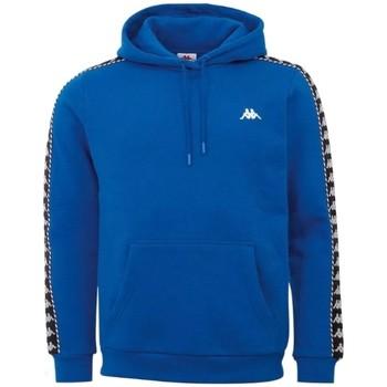 textil Herre Sweatshirts Kappa Igon Sweatshirt Blå