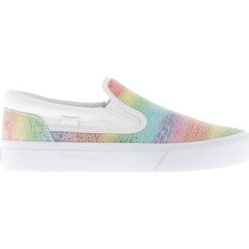 Sko Dame Slip-on DC Shoes Trase Slip Flerfarvet