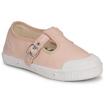Sko Børn Lave sneakers Springcourt MS1 CLASSIC K1 Pink