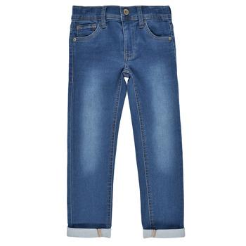textil Dreng Smalle jeans Name it NKMTHEO DNMTHAYER Blå / Medium
