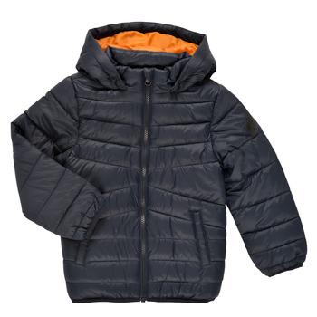 textil Dreng Dynejakker Name it NMMMOBI JACKET Marineblå