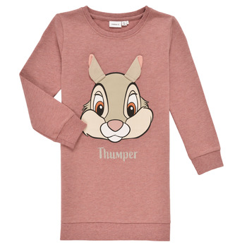 textil Pige Sweatshirts Name it NMFTHUMPER DAHLIA LS SWE Pink