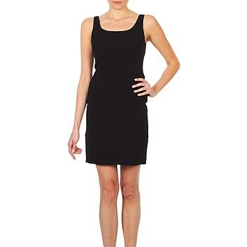 textil Dame Korte kjoler Lola RITZ DOPPIO Sort