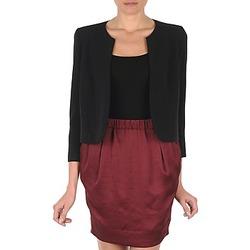 textil Dame Jakker / Blazere Lola VICTORIA DOPPIO Sort