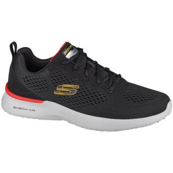 Sko Herre Lave sneakers Skechers Skech-Air Dynamight Sort
