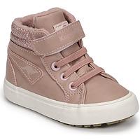 Sko Pige Høje sneakers Kangaroos KAVU III Pink