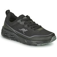Sko Dreng Lave sneakers Kangaroos KX-3500 Sort