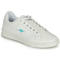 Sko Dame Lave sneakers Kangaroos K-TEN II Hvid