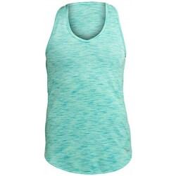 textil Dame T-shirts m. korte ærmer Saucony SAW800093 Celadon
