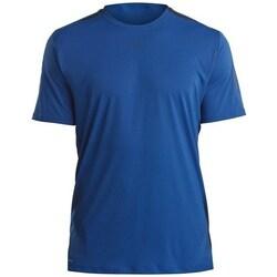 textil Herre T-shirts m. korte ærmer Saucony SAM800179 Flåde
