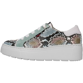 Sko Dame Lave sneakers CallagHan 14928 WHITE