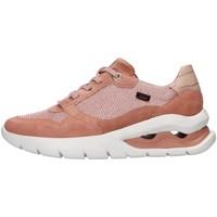 Sko Dame Lave sneakers CallagHan 45800 WHITE