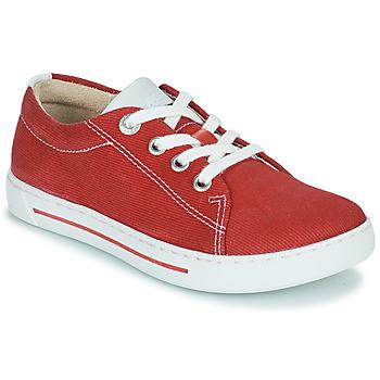 Sko Børn Lave sneakers Birkenstock ARRAN KIDS Rød