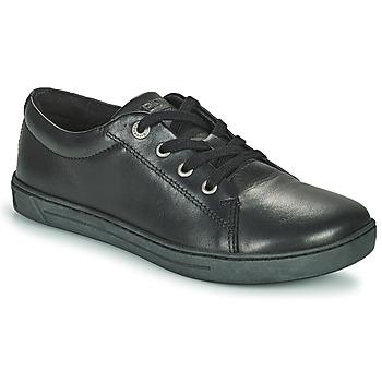 Sko Børn Lave sneakers Birkenstock ARRAN KIDS Sort