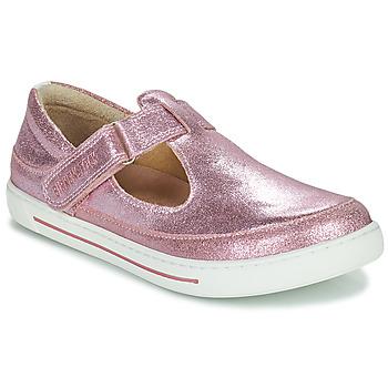 Sko Pige Ballerinaer Birkenstock ABILENE Pink