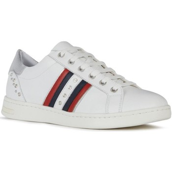 Sneakers Geox  D Jaysen White Silver