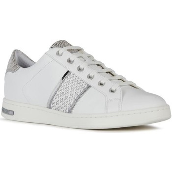 Sneakers Geox  D Jaysen Off White Silver