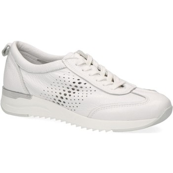 Sko Dame Lave sneakers Caprice White Casual Trainers hvid