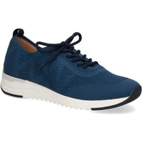 Sko Dame Lave sneakers Caprice Navy Casual Trainers Blå