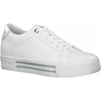Sneakers S.Oliver  White Silver Casual Trainers