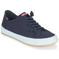 Sko Dame Lave sneakers Camper HOOPS Blå