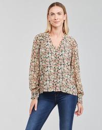 textil Dame Toppe / Bluser Betty London  Sort / Flerfarvet