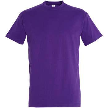 T-shirts m. korte ærmer Sols  IMPERIAL camiseta color Morado Oscuro