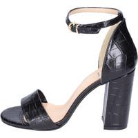 Sko Dame Sandaler Moga' Sandaler BH65 Sort