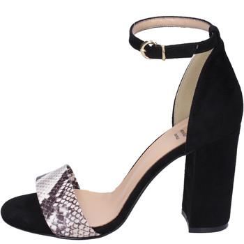 Sko Dame Sandaler Moga' Sandaler BH68 Sort