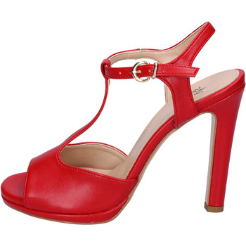 Sko Dame Sandaler Moga' Sandaler BH70 Rød